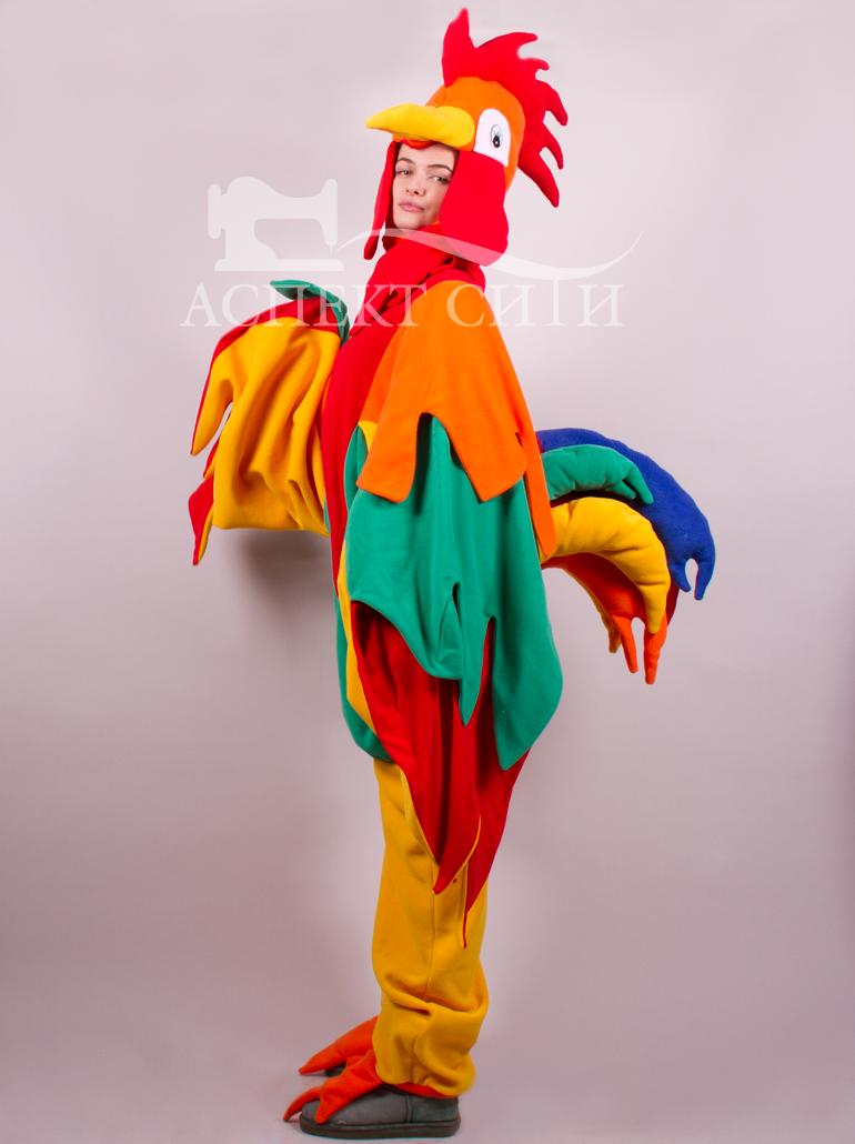 Как сделать костюм петушка фото 371