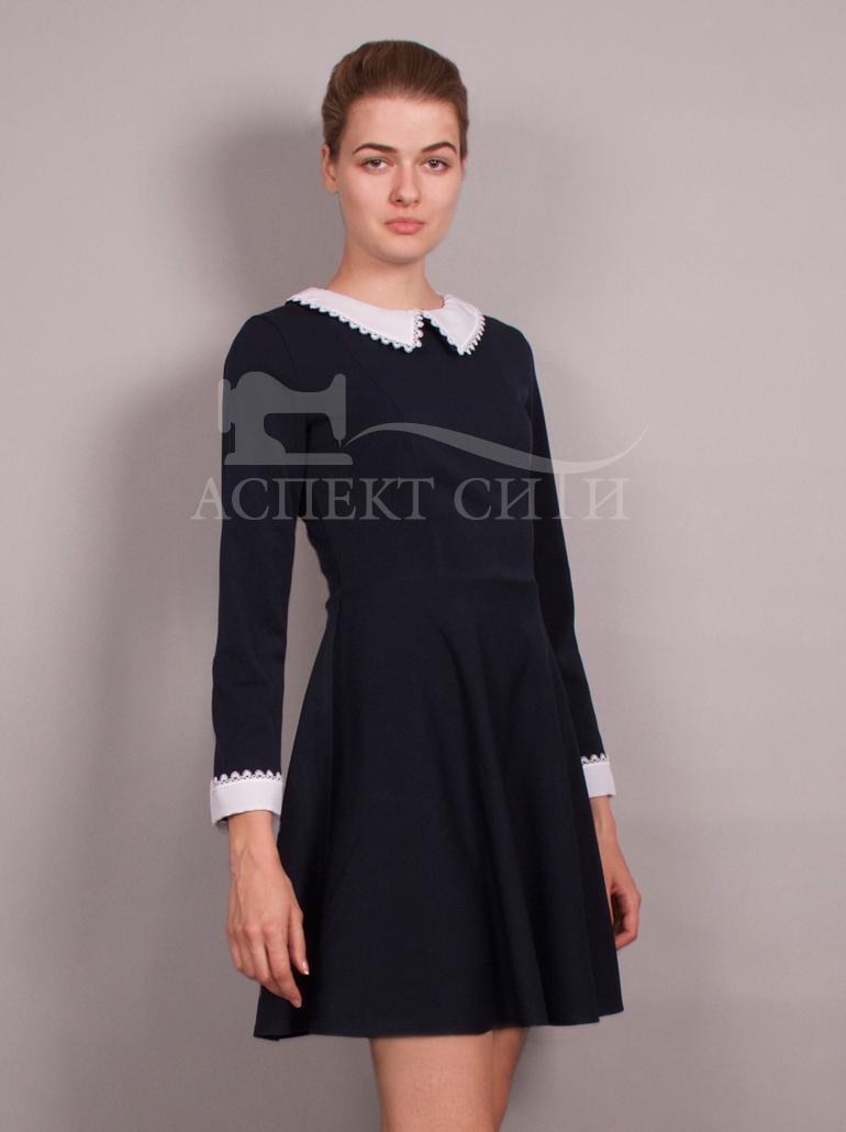 Школьные платья черные купить